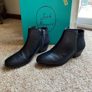 Jack Rogers Bailee Ankle Boots Size 8